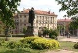 Rekonstruos Cvirkos skverą – Vilniuje jam vietos nebeliks