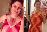 Moteris pasipuošė nauja suknele: pamačius ją, ims rausti skruostai