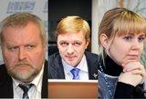 """""""Valstiečiams"""" pakvipo šilta vieta: ką jie siųs į Seimą?"""