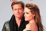 Angelina Jolie įsiuto: Bradas Pittas atnaujino ryšį su Jennifer Aniston