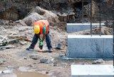 Lietuvoje statybininkų stygius: įvardijo, kokių specialistų labiausiai trūksta