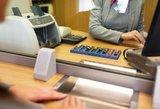 Medicinos bankui skirta šimtatūkstantinė bauda