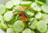 Sužinoję tai, nuo šiol agurkus valgysite kasdien
