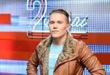"""""""2 Barai"""" nugalėtojas Kristupas imasi naujos veiklos: tapo laidos apie kultinį serialą """"Pasmerkti"""" vedėju"""