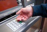 Bankų veikla laikinai sustos: per Velykas galite likti be pinigų