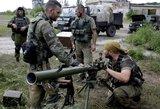 Jungtinės tautos: Ukrainoje nuo konflikto pradžios jau žuvo daugiau nei 9 tūkst. žmonių