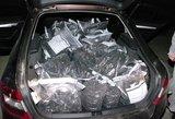 Rumunijoje sulaikyti keturi tonas kokaino gabenę lietuviai