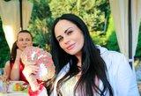 Netrukus gimdysianti šokėja S. Kniaziavičiūtė iki šiol dirba visu pajėgumu