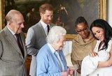 Harry ir Meghan paviešino naujausią kūdikio nuotrauką: griebia už širdies