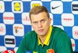 Dainius Adomaitis išsikalbėjo: nebesuprantu, kiek Lietuvos krepšiniui svarbi rinktinė