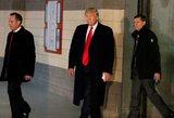 A.Tumkevič. D.Trumpo dilema: kibernetinis ar asmeninis saugumas?