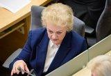 NSGK siūlo tirti ir Rozovos ryšius, ir informacija disponavusių politikų veiksmus