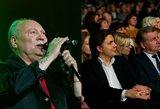 """Grupė """"Rondo"""" sudrebino sostinės areną: klausytojų tarpe – ir politikai"""