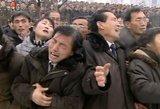 Istorinis susitikimas: ką apie amžiaus įvykį žino Šiaurės Korėjos gyventojai
