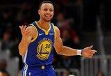 Atlantoje – nesustabdomas NBA čempionų trijulės šėlsmas