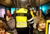 Skaitytojo nuomonė: saugokite savo troleibuso bilietą, tarsi nuo jo priklausytų jūsų likimas