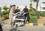 Ataka Jordanijoje sukrėtė: ginkluotas vyras sužalojo 8 žmones, tarp jų – turistus