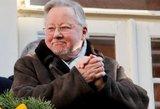 Vytautas Landsbergis apie EP išplatintą knygą: Rusija – tokia primityvi, kad ji ir keršija primityviai