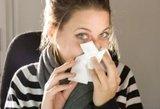 Šildymo sezonas: nuovargis dėl šienligės?
