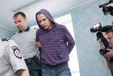 Kūdikį ir jauną vyrą pražudęs Balkūnas vėl sukėlė avariją: gavo riebią baudą