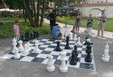 Šachmatų dienai paminėti – renginiai Bernardinų sode