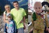 Vėžiu sergančio Devido mama nebegali tylėti: jaučiasi apgauta