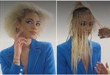 Pademonstravo, kaip sukurti Lietuvos garsenybių pamėgtą šukuoseną: yra ne viena paslaptis