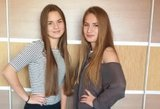 Sportininkės seserys Stankevičiūtės nesikuklina: esame, kaip broliai Lavrinovičiai