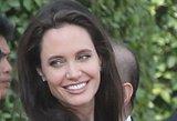 Kostiumu pasipuošusi Angelinos Jolie dukra – neatpažįstama