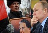 Stalino gerbėjai mini 65-ąsias jo mirties metines