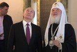 Rusai į rojų keliauti nenori: siūlo Putinui ten eiti pirmam