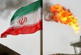 """Iranas: Britanijos laivo perėmimas buvo """"atsakomasis"""" veiksmas"""