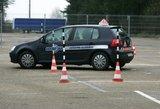 Regitra atskleidė, kaip išlaikyti vairavimo egzaminą