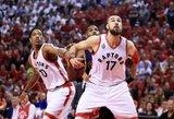 """NBA supurtę mainai: ką jie žada """"Raptors"""" ir Jonui Valančiūnui?"""