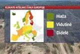 Džiaugtis nėra ko: Lietuva labiau už kaimynes kenčia dėl oro permainų