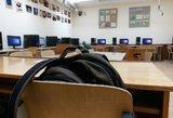 Mokytojai surengė įspėjamąjį streiką