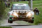 Martynas Samuitis įsigijo šlovingiausią pastarųjų metų ralio automobilį