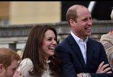 Visi kartai, kai Kate Middleton per gimtadienius išties šėlo