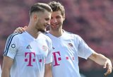 """""""Bayern"""" smaginosi draugiškose rungtynėse"""