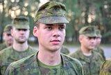 Lietuvos kariuomenės šauktinis iš Ukrainos: manęs atkalbėjęs nebūtų niekas
