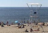 Klaipėdos paplūdimyje užpulta mergina: ketino išprievartauti