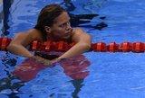 Amerikietės nepasveikino Julijos Jefimovos, Michaelas Phelpsas skėlė jai kritikos antausį