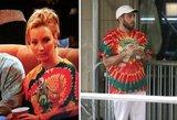 Prisijungė prie Fibi: žinomas amerikiečių aktorius pasirodė su Lietuvos marškinėliais