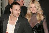 Buvęs Britney Spears vyras pradėjo dirbti stiptizo klube