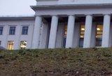 Vilniaus savivaldybė siekia perimti sklypą šalia Profsąjungų rūmų