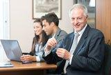 Darbdavio patrauklumas grįstas ne tik geru atlyginimu?
