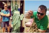 """Nuo Druskininkų iki Niujorko: Seimo nariai dalinasi savo """"nelegalių"""" atostogų kadrais"""