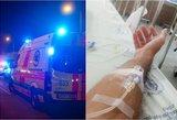 Alytuje rastas komos būklės vyras: aplinkybės užminė mįslę