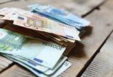 VMI rado, kur klaidžiojo 3,1 mln. nelegalių eurų