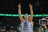"""Jimmy Baronas: nesitikiu ypatingos """"Lokomotiv"""" sirgalių reakcijos"""